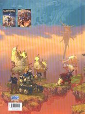 Womoks t.3 - 4ème de couverture - Format classique