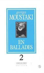 En ballade t.2 - Couverture - Format classique