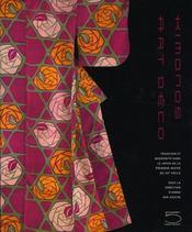 Kimonos art déco - Intérieur - Format classique