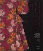 Kimonos art déco - Couverture - Format classique