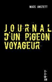 Journal d'un pigeon voyageur ; clin d'oeil au peintre René Magritte - Couverture - Format classique