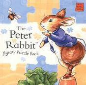 Peter rabbit seedlings: peter rabbit jigsaw puzzle book - Couverture - Format classique