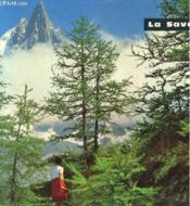 La Savoie - Couverture - Format classique