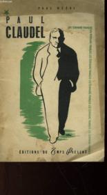 Paul Claudel Dramaturge Chretien - Couverture - Format classique