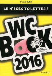 WC book (édition 2016) - Couverture - Format classique