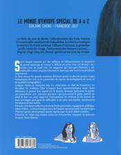 Le monde d'Envoyé spécial de A à Z - 4ème de couverture - Format classique