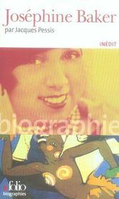 Josephine Baker - Intérieur - Format classique