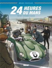 24 heures du Mans ; 1951-1957 : le triomphe de la Jaguar - Couverture - Format classique