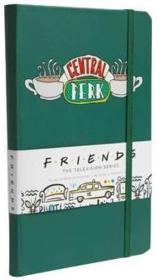 Friends - le carnet - Couverture - Format classique