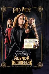 Agenda Harry Potter : fières d'être sorcières ! (édition 2021/2022) - Couverture - Format classique