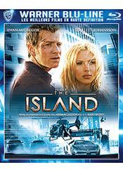 The Island - Couverture - Format classique