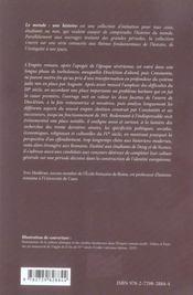 L'empire romain tardif, 235-395 après jésus-christ (2e édition) - 4ème de couverture - Format classique