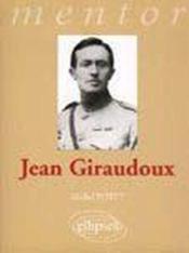 Jean giraudoux - Couverture - Format classique