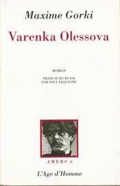 Varenka olessova - Intérieur - Format classique