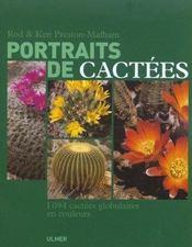 Portraits de cactées - Intérieur - Format classique