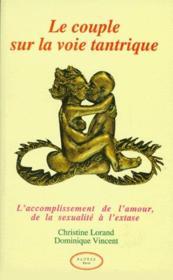 Couple Sur La Voie Tantrique - Couverture - Format classique