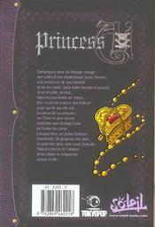 Princess Aï t.1; destitution - 4ème de couverture - Format classique