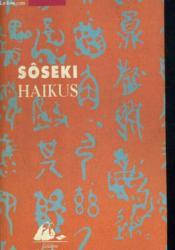 Haikus - Couverture - Format classique