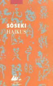 Haikus - Intérieur - Format classique