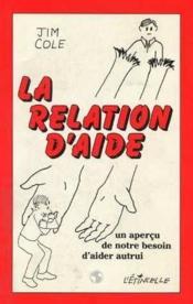 Relation D'Aide - Couverture - Format classique