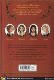 telecharger Les colombes du Roi-Soleil T.2 – le secret de Louise livre PDF en ligne gratuit