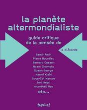 La planete altermondialiste - Intérieur - Format classique