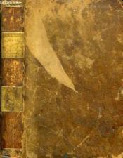 La Nouvelle Heloise, Ou Lettres De Deux Amans, Habitans D'Une Petite Ville Au Pied Des Alpes, Tome Vii - Couverture - Format classique