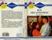 Rue Des Sassafras - Sassafras Street - Couverture - Format classique