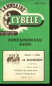 L'Annuaire Cybele. Fontainebleau. Avon. - Couverture - Format classique