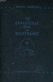 Tu Enfanteras Dans La Souffrance - Couverture - Format classique