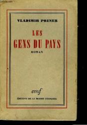 Les Gens Du Pays - Couverture - Format classique