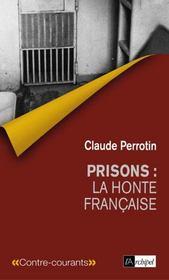 Prisons : la honte française - Intérieur - Format classique