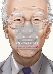 Last hero Inuyashiki T.1 - Couverture - Format classique