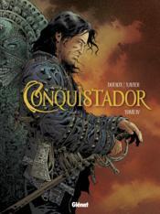 Conquistador t.3 et t.4 ; coffret - Couverture - Format classique