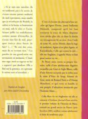Vies De Sorcieres - 4ème de couverture - Format classique
