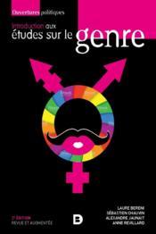Introduction aux études sur le genre (3e édition) - Couverture - Format classique