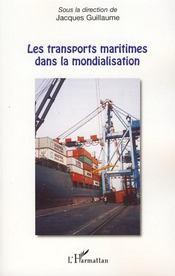Les transports maritimes dans la mondialisation - Intérieur - Format classique