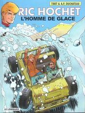 Ric Hochet T.69 ; l'homme de glace - Intérieur - Format classique