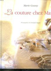 Couture Chez Marie - Couverture - Format classique