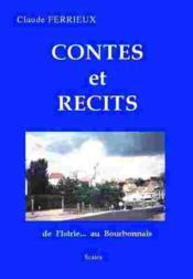 Contes et recits - Couverture - Format classique