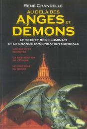 Au dela des anges et demons - Intérieur - Format classique