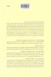 Reves et psychotherapie - 4ème de couverture - Format classique