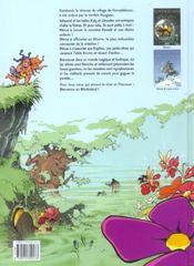 Les Brumes De Miroboland T.2 ; Secret De Fenwik - 4ème de couverture - Format classique