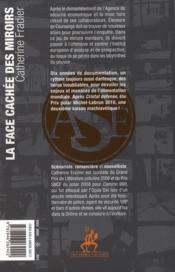 La face cachée des miroirs - 4ème de couverture - Format classique