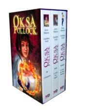 Oksa Pollok ; coffret - Couverture - Format classique