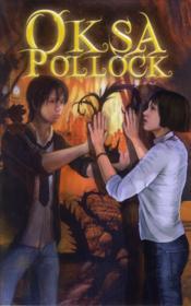 Oksa Pollok ; coffret - 4ème de couverture - Format classique