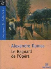 Le bagnard de l'Opéra - Couverture - Format classique