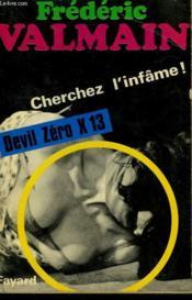 Chercher L'Infame. Devil Ox 13. - Couverture - Format classique