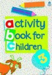 Oxford activity books for children: book 3 - Couverture - Format classique