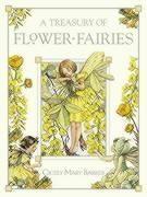 A treasury of flower fairies (reissue) - Couverture - Format classique